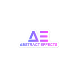 Abstract Effects Sticker v2