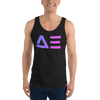 Abstract Effects Tank Top