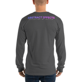 Abstract Effects Long Sleeve t-shirt