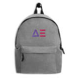 AE Embroidered Backpack