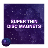 Super Thin Disc Magnets