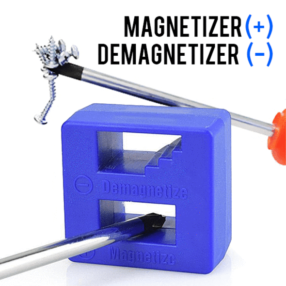 Last day promotion--Magnetizer & Demagnetizer Tool