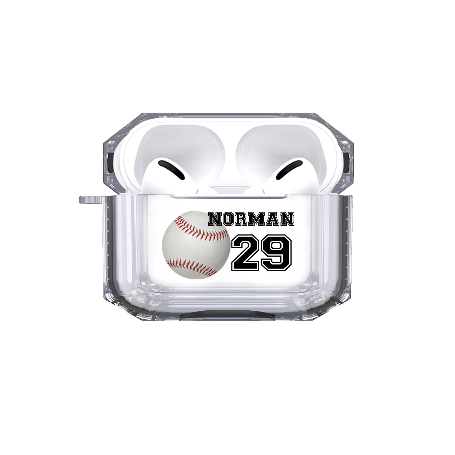 AirPods Pro - Personalized Baseball Tough Case