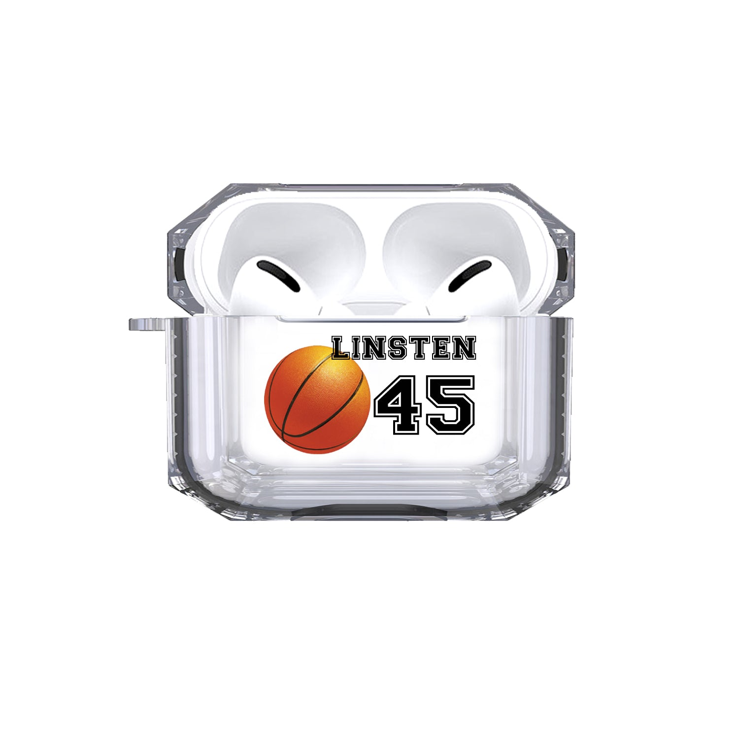 AirPods Pro - Personalized Basketball Tough Case