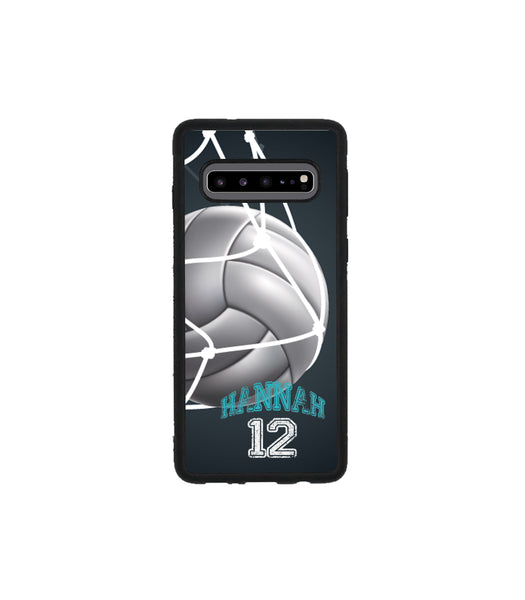 iPhone Case Samsung Galaxy - Personalized Volleyball Case
