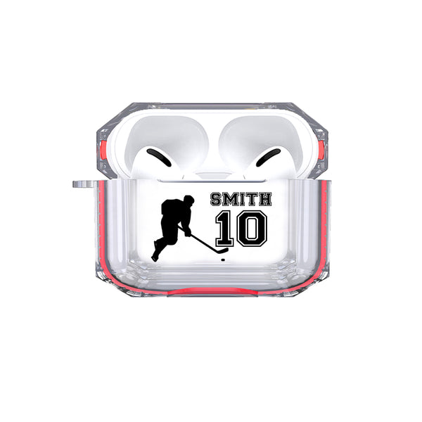 AirPods Pro - Personalized Hockey Tough Case