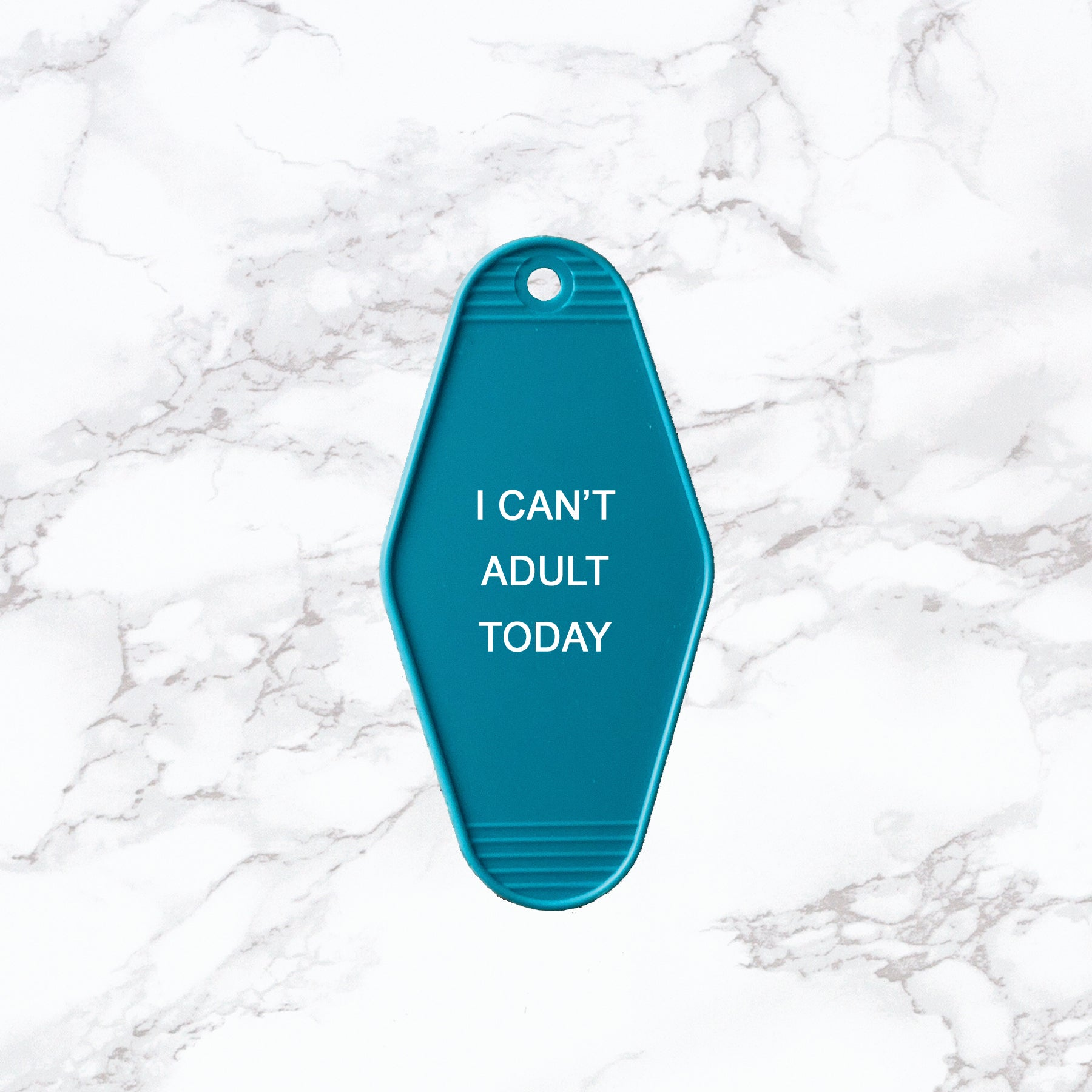 Key Tag | I Can't Adult Today