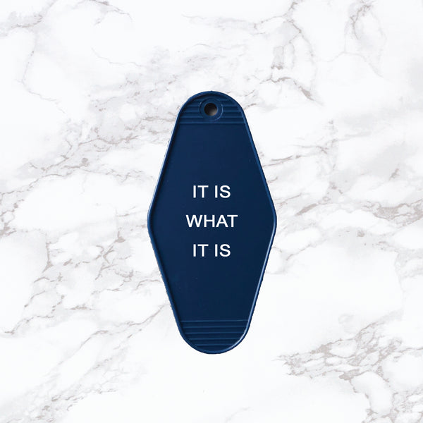 Key Tag | It is What It is : C'est La Vie