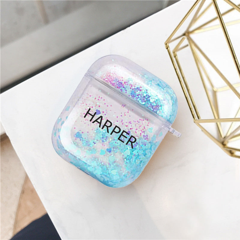 AirPods - Personalized Name Glitter AirPods
