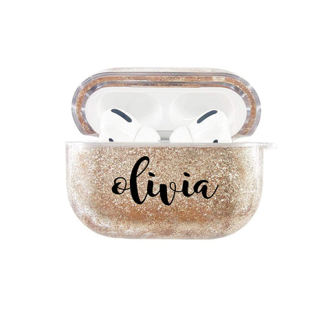 AirPods Pro - Personalized Name Glitter AirPods Pro