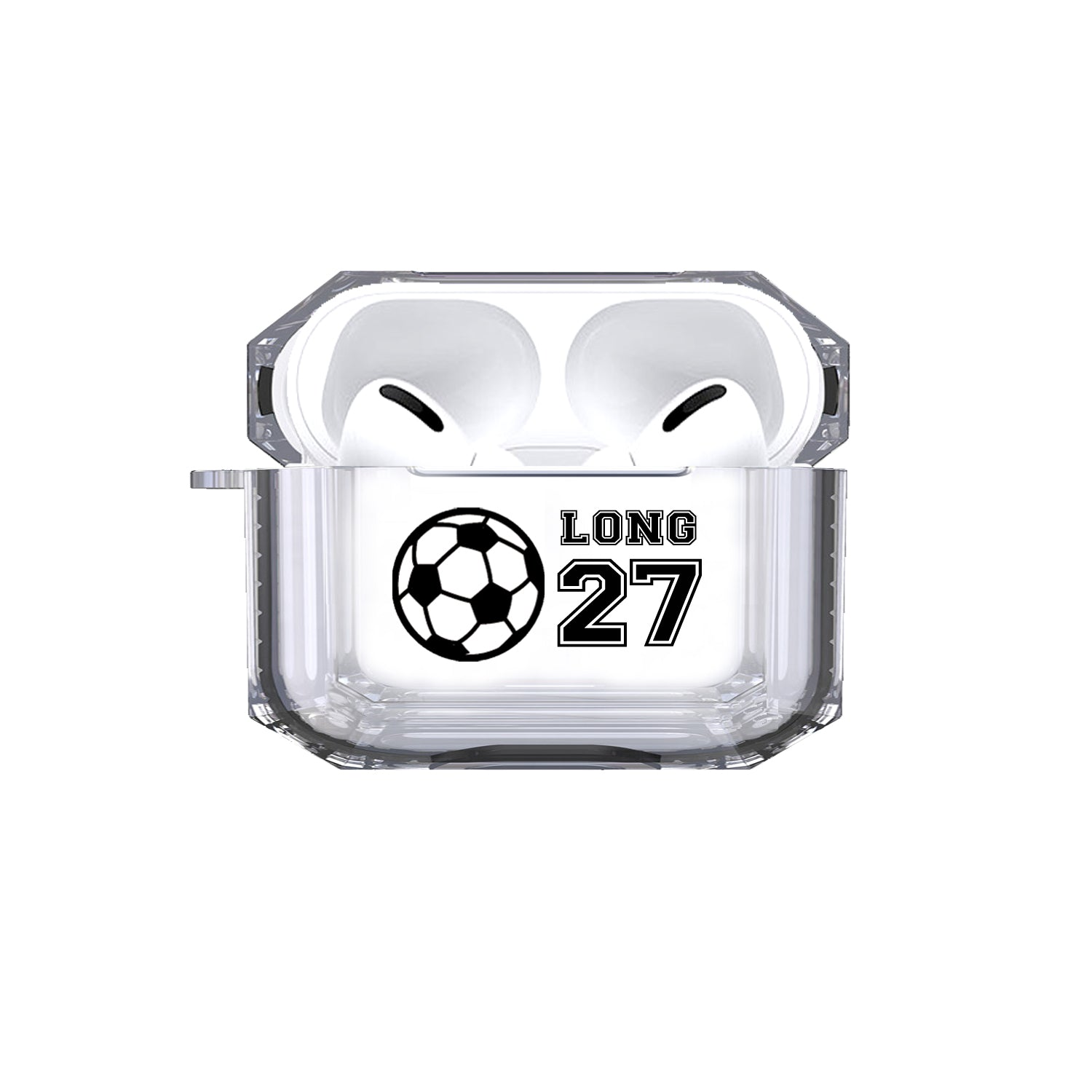 AirPods Pro - Personalized Soccer Tough Case
