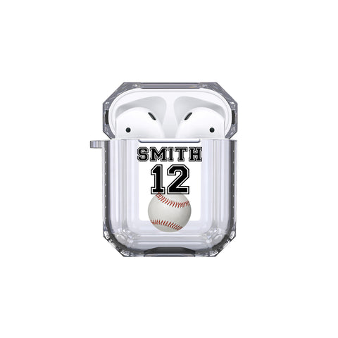 AirPods - Personalized Baseball Tough Case