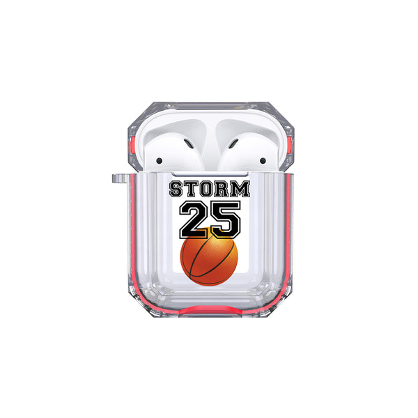 AirPods - Personalized Basketball Tough Case