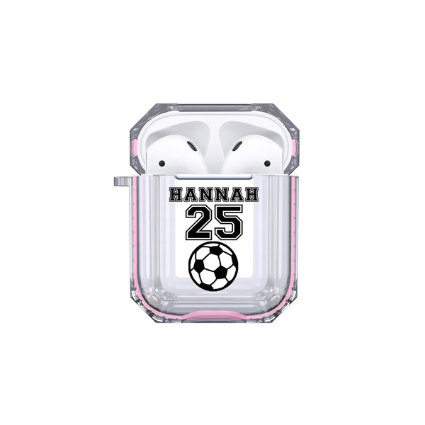AirPods - Personalized Soccer Tough Case