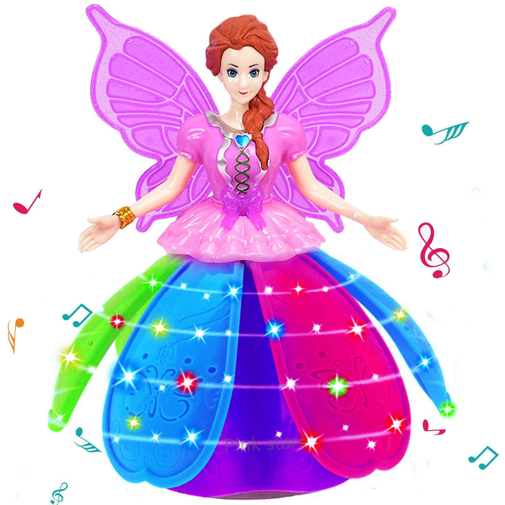 Singing Dancing Princess Angel Doll