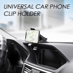 2019 Universal Car Phone Clip Holder