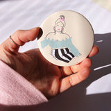 So Cute Today - Pocket Mirror