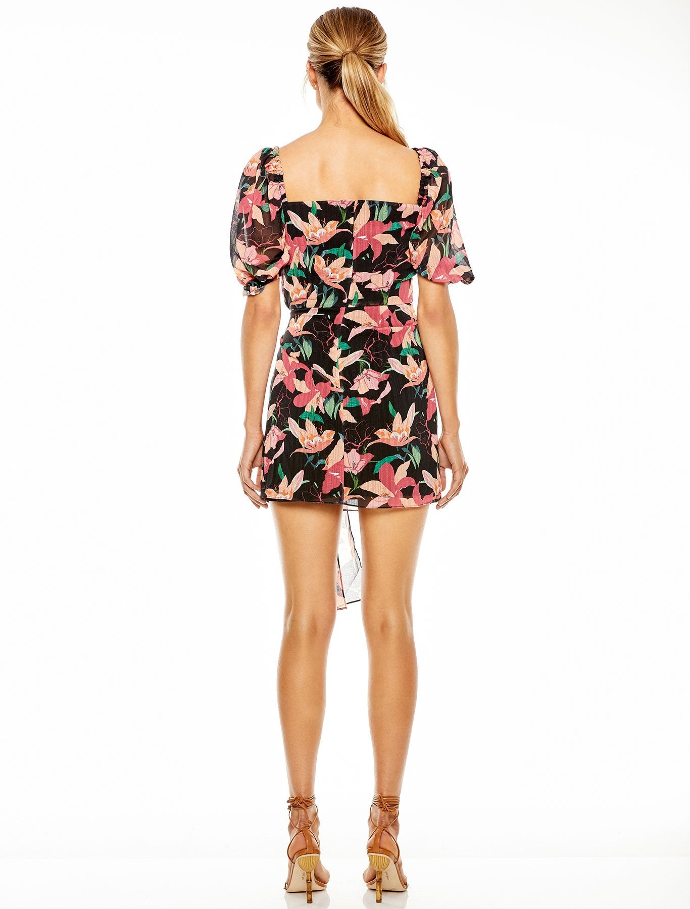NIGHT MIRAGE MINI DRESS
