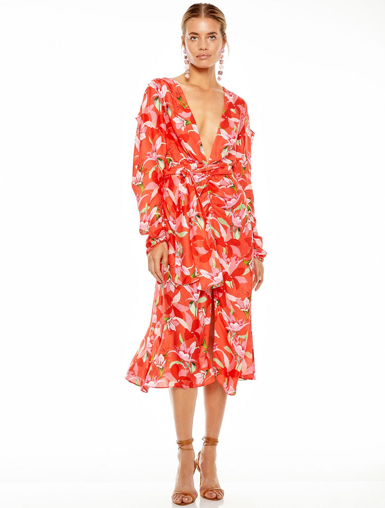 DAIQUIRI MIDI DRESS