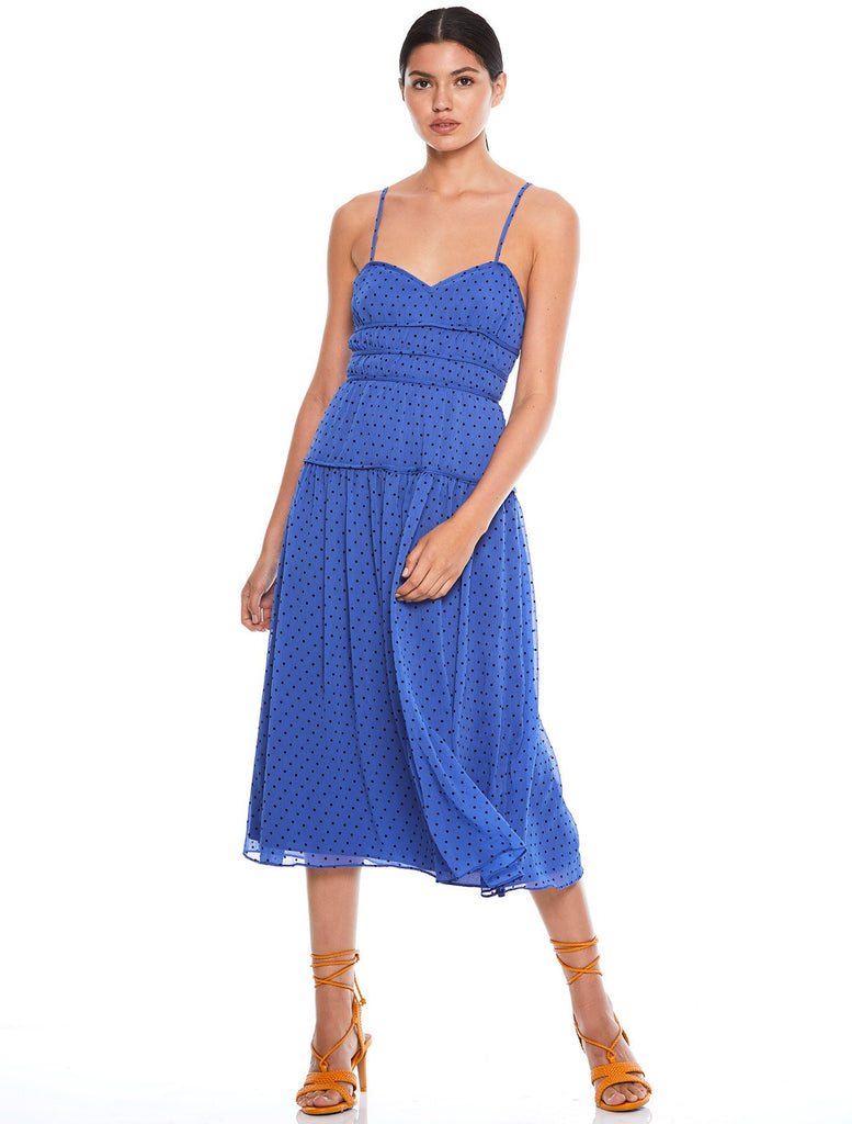 SORRENTO MIDI DRESS