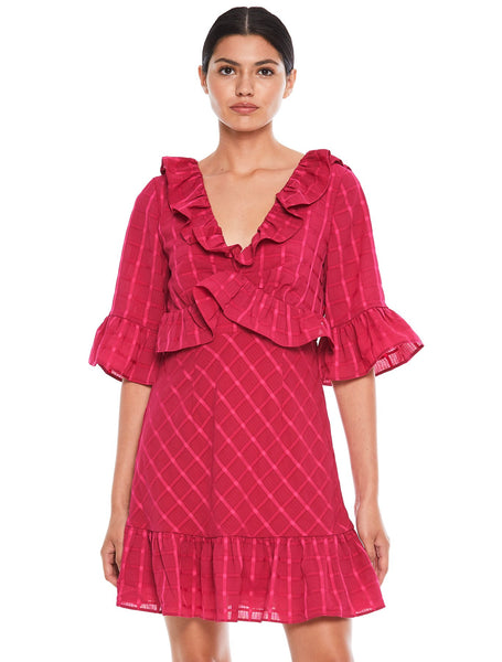 FLAMENCO MINI DRESS