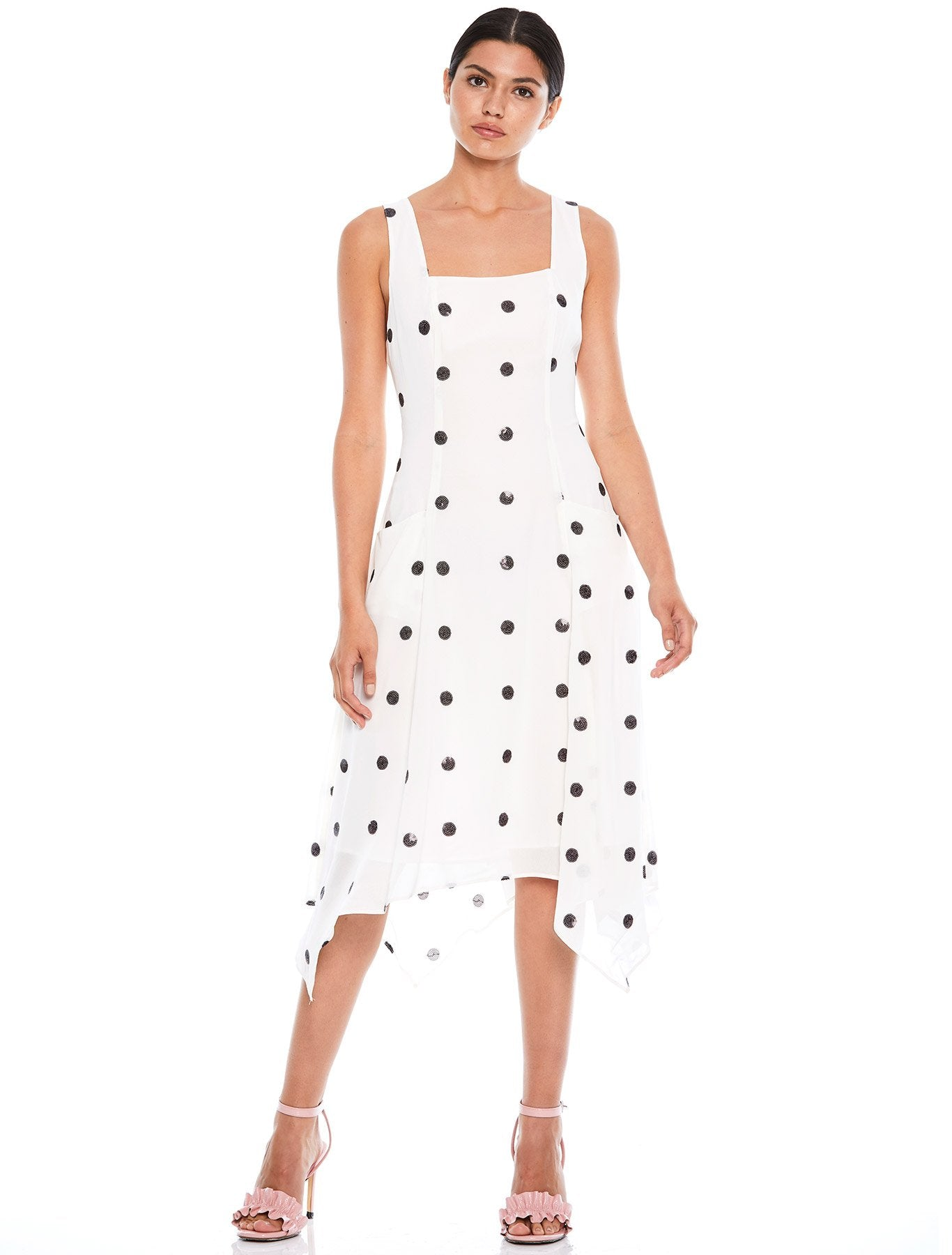 FORGET ME NOT MIDI DRESS