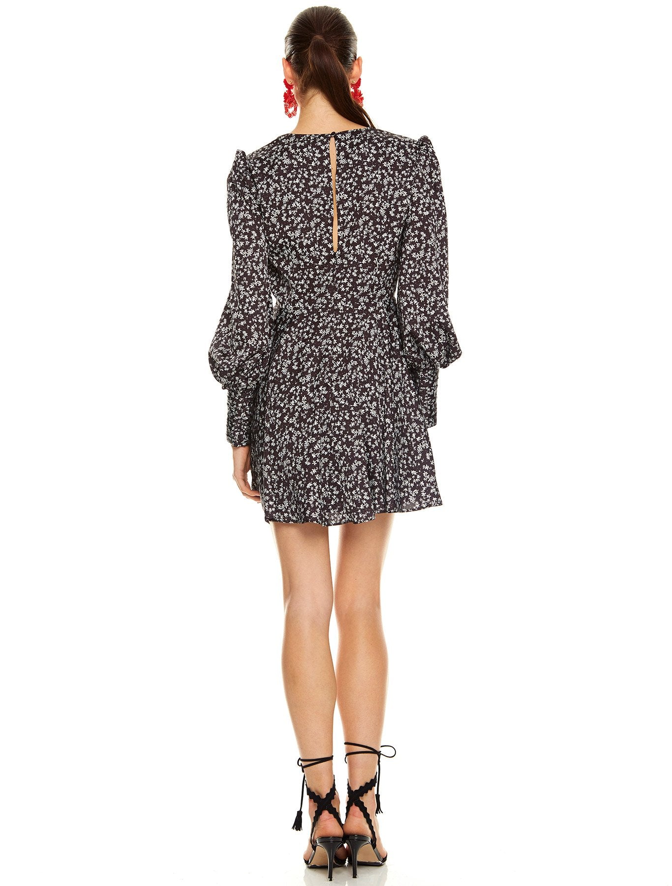 EMBODY THE LOVE L/S MINI DRESS