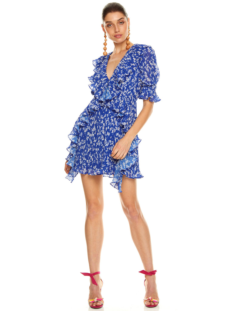MEDITERRANEAN MINX MINI DRESS