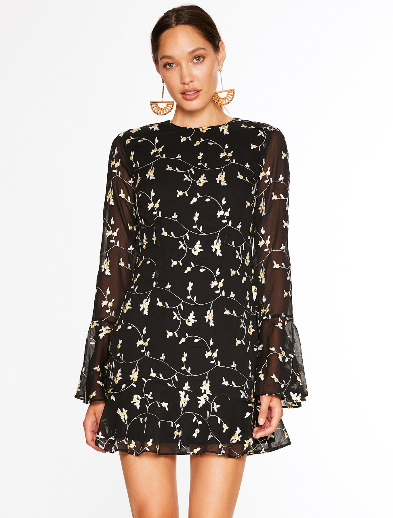 NIGHT SPARK MINI DRESS