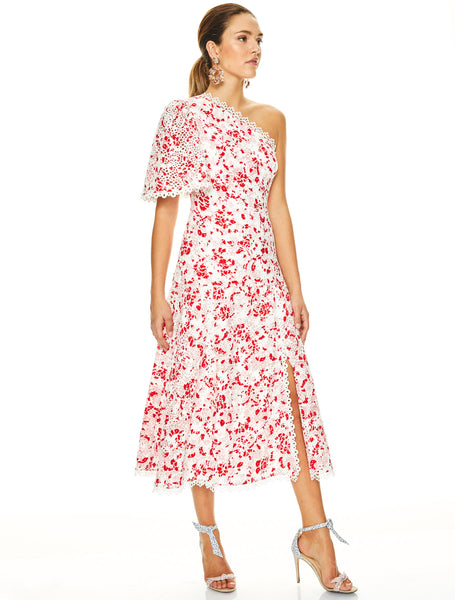 DANCE AND ROMANCE MIDI DRESS