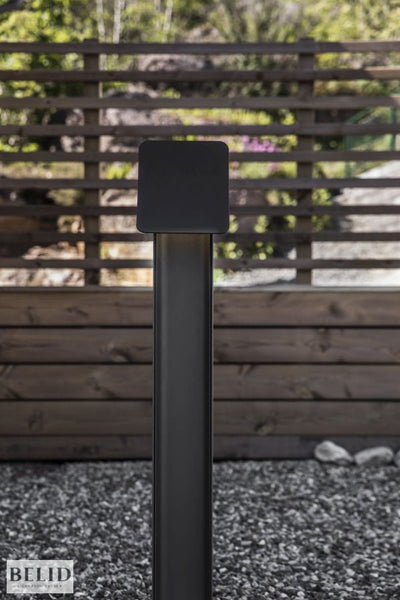 Bend Bollard Outdoor