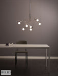 String Chandelier (Integrated LED)