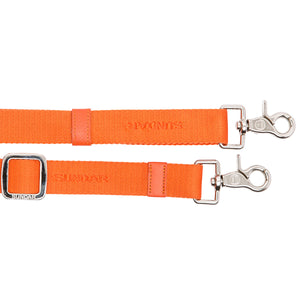 Asa Larga Ribbon Naranja 25 mm