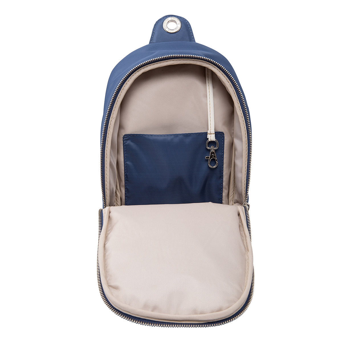 Backpack Azul Acero