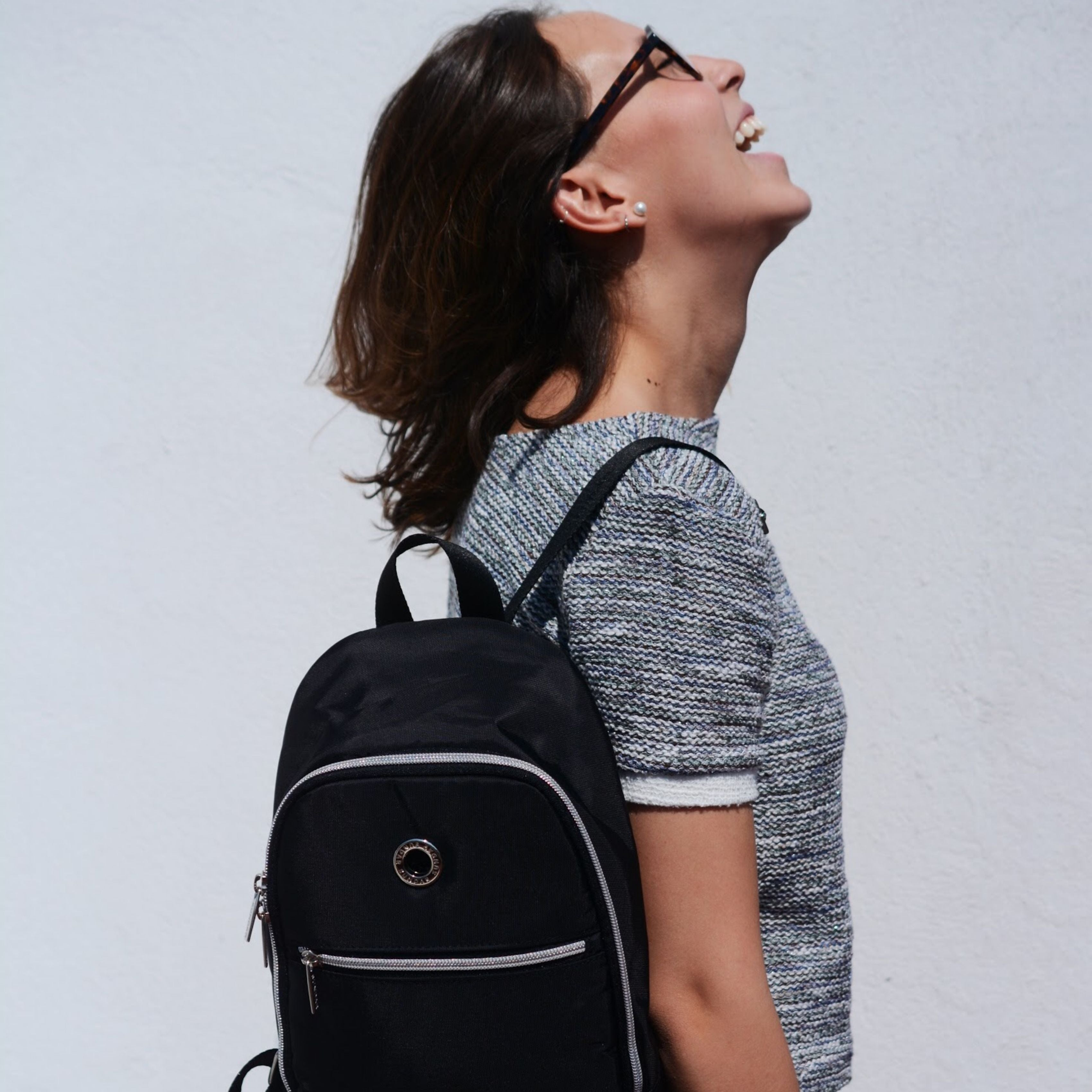 Backpack  Isa Negra