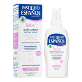 Body Oil til Baby Instituto Español (150 ml)