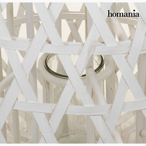 Kandelaber Hvid - Winter Samling by Homania
