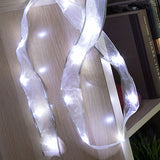 LED-Guirlande i Organdi (15 LED)