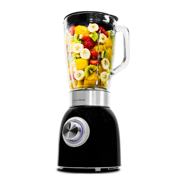 Cecotec Titanium Black Smoothie Blender 4060 1000W