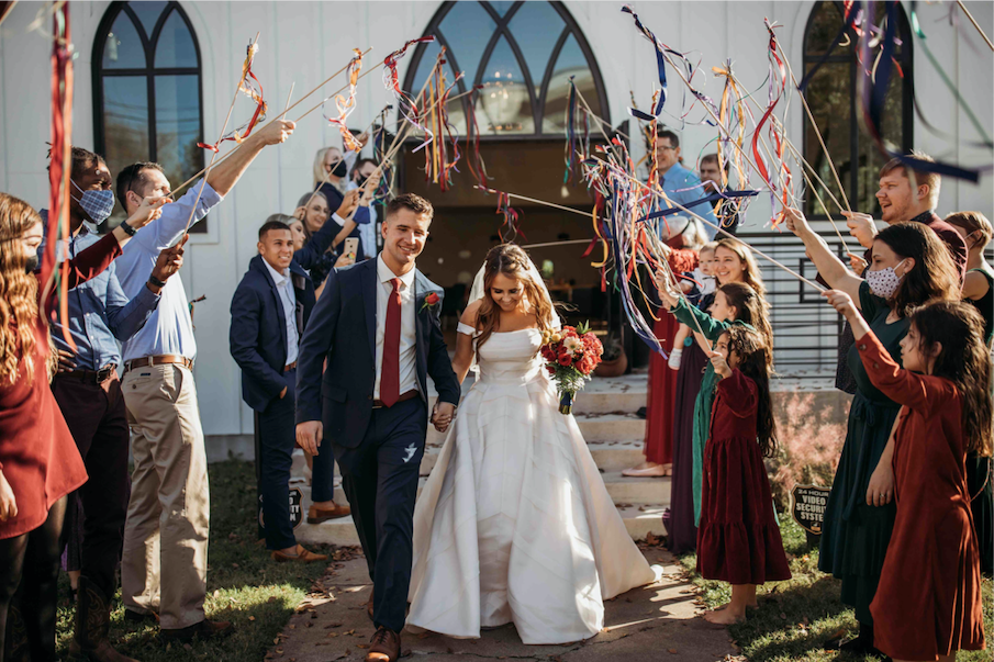 Weddings at The Cathedral