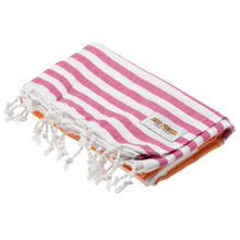 Load image into Gallery viewer, Rio Fiesta Mediterranean Turkish Towel Sunset Australia