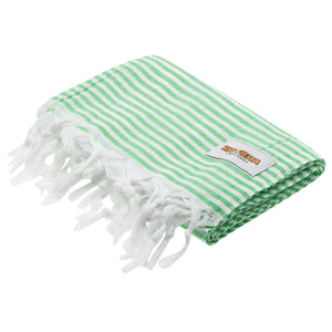 Turkish Towel Forest Green Rio Fiesta Australia