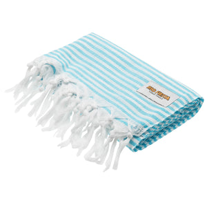 Turkish Towel Sea Blue Rio Fiesta Australia