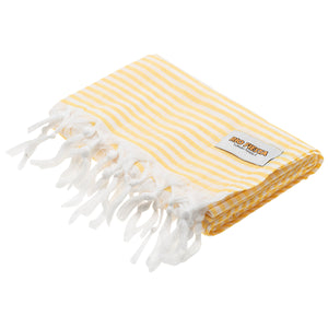 Turkish Towel Yellow Rio Fiesta Australia