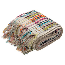 Load image into Gallery viewer, Rio Fiesta Luxe Turkish Towel Rainbow Australia