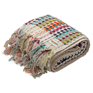Rio Fiesta Luxe Turkish Towel Rainbow Australia
