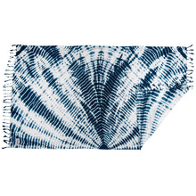 Load image into Gallery viewer, Rio Fiesta Tie Dye Turkish Towel Cobweb Australia