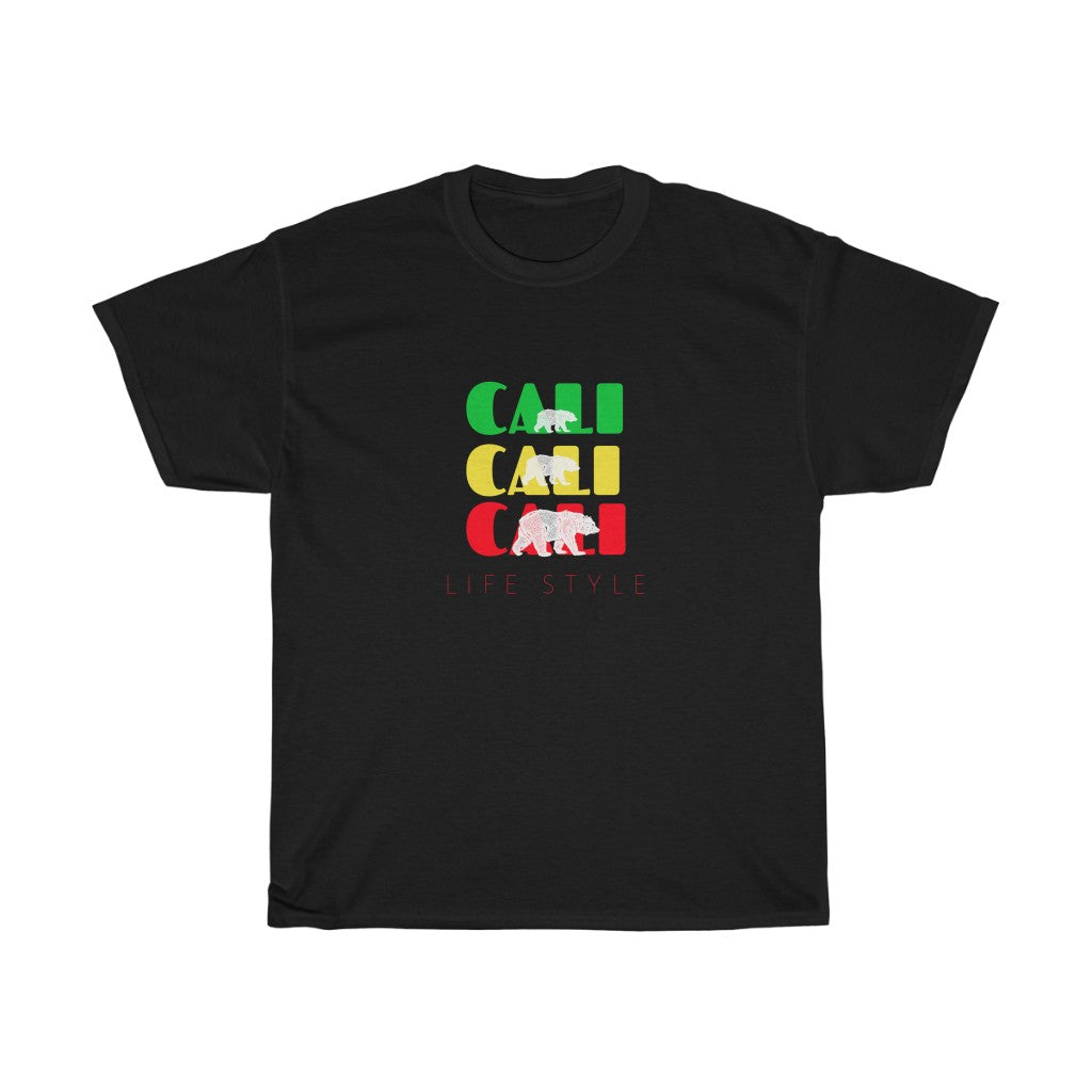 HOC™- California Rasta T-shirt