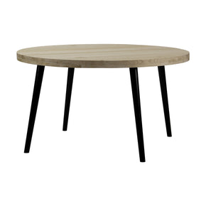 Tuve Large Round Wood Dining Table