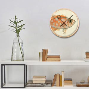 Priacanthus Carolinus Wall Clock - EUROPE Exclusive
